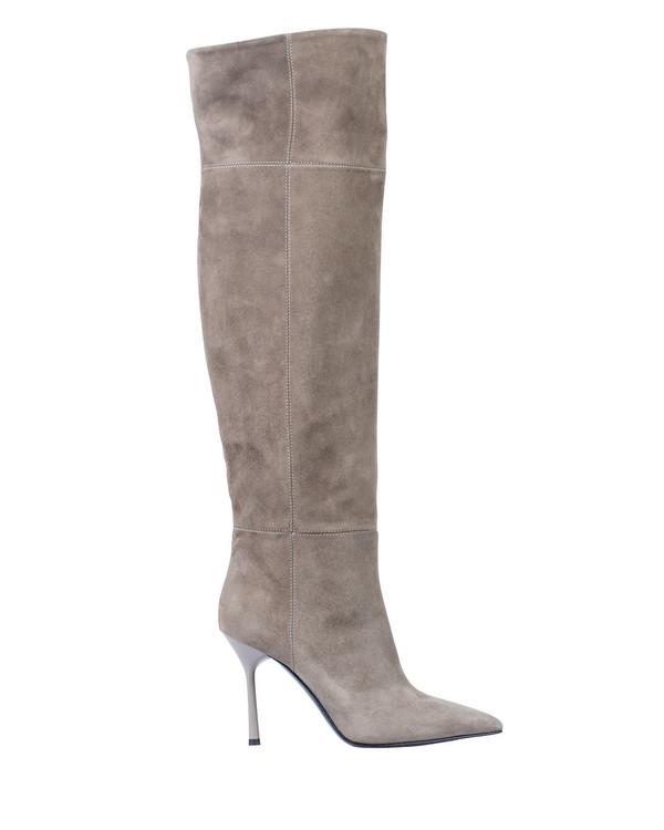 Bianca Buccheri Henley Boot Taupe