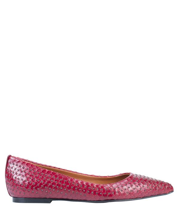 Bianca Buccheri Pietra Shoe Red
