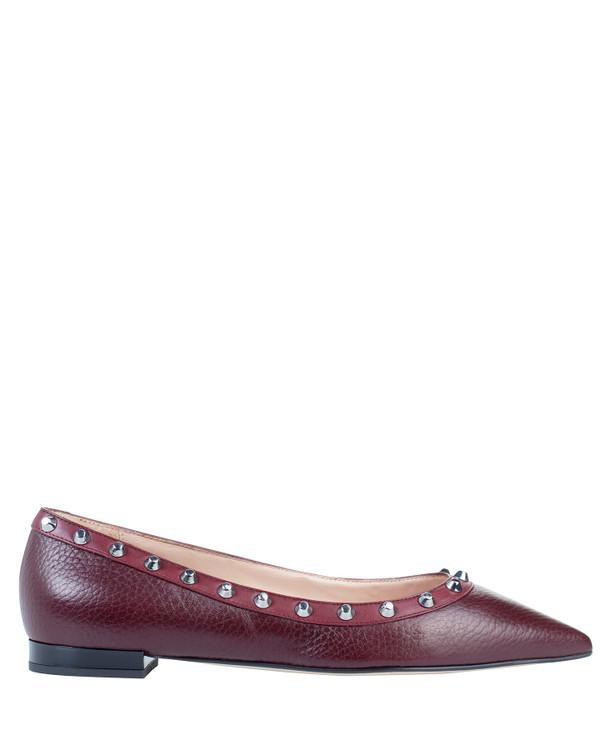 Bianca Buccheri Pamina Shoe Bordeaux