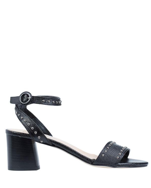 Bianca Buccheri Rosella Sandals Black