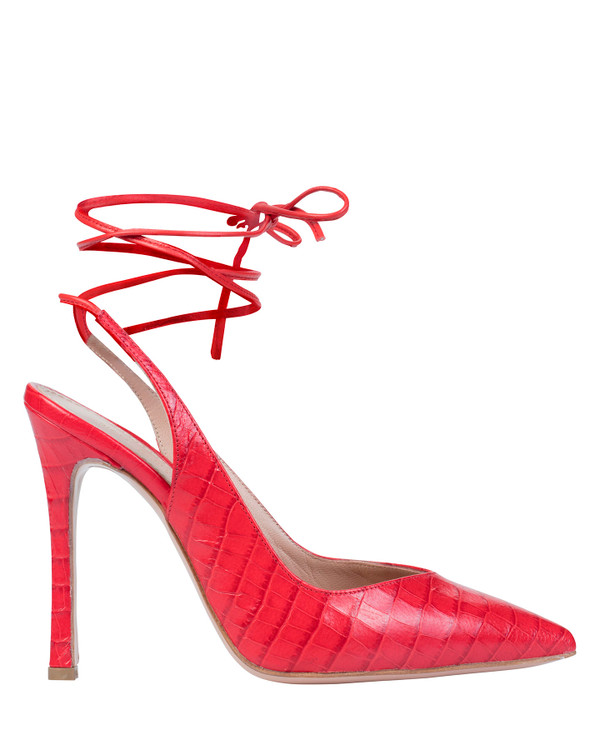 Bianca Buccheri Asti Pump Red