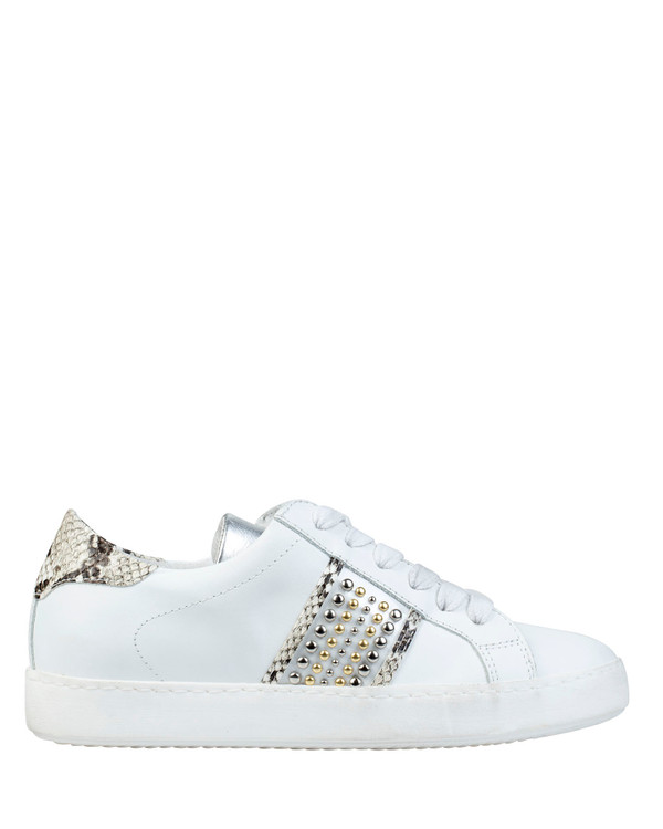 Bianca Buccheri Germain Sneaker White