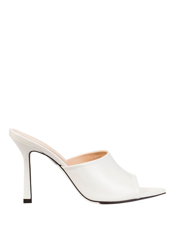 Bianca Buccheri Bettina Sandal White