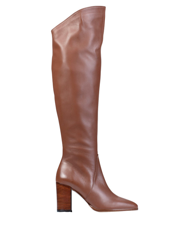 Bianca Buccheri Leila Boot Brown