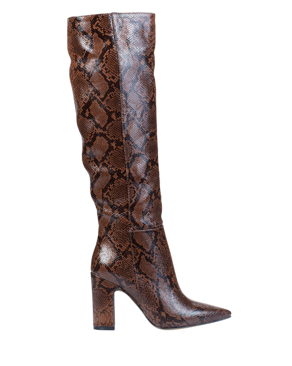 Bianca Buccheri Rachel Boot Brown