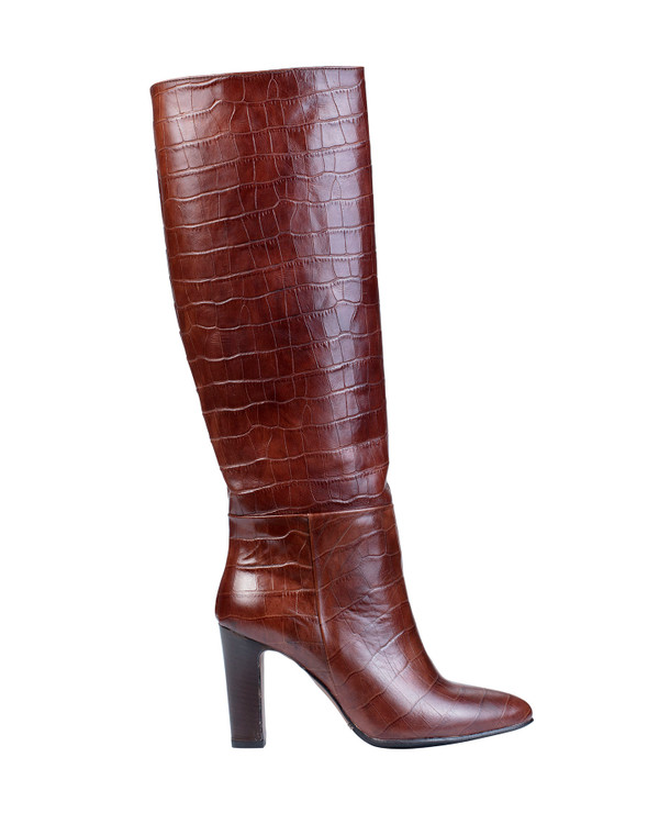 Bianca Buccheri Genoa Boot Brown