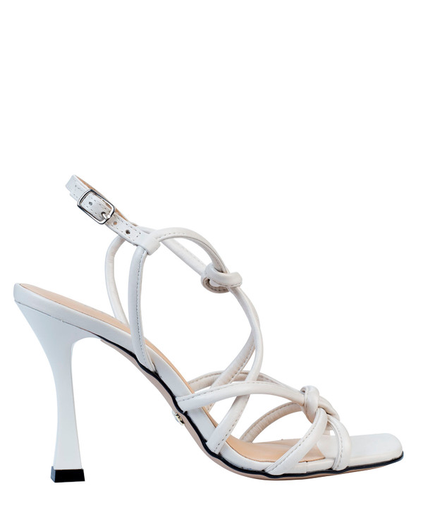 Clarice Off White Sandals