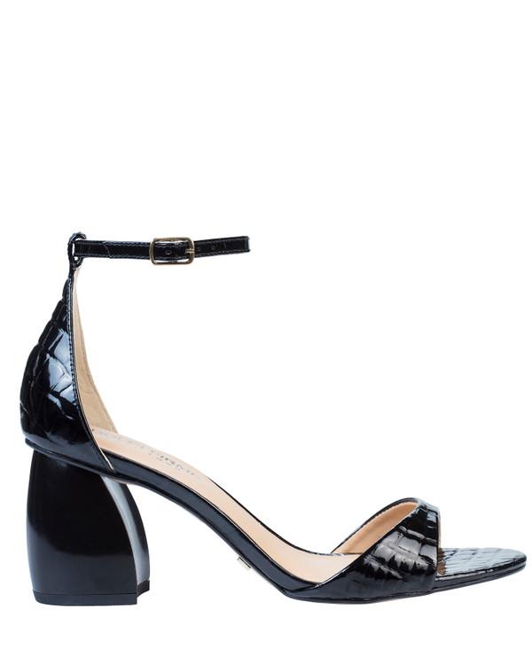 Violetta Black Sandals