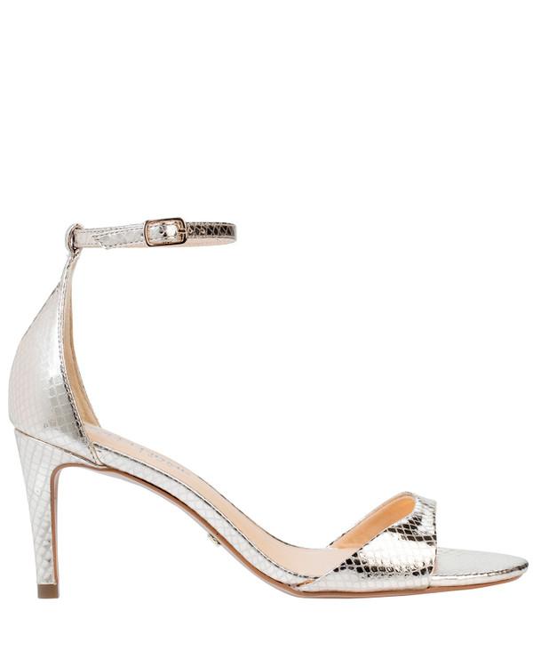 Liliana Gold Sandals