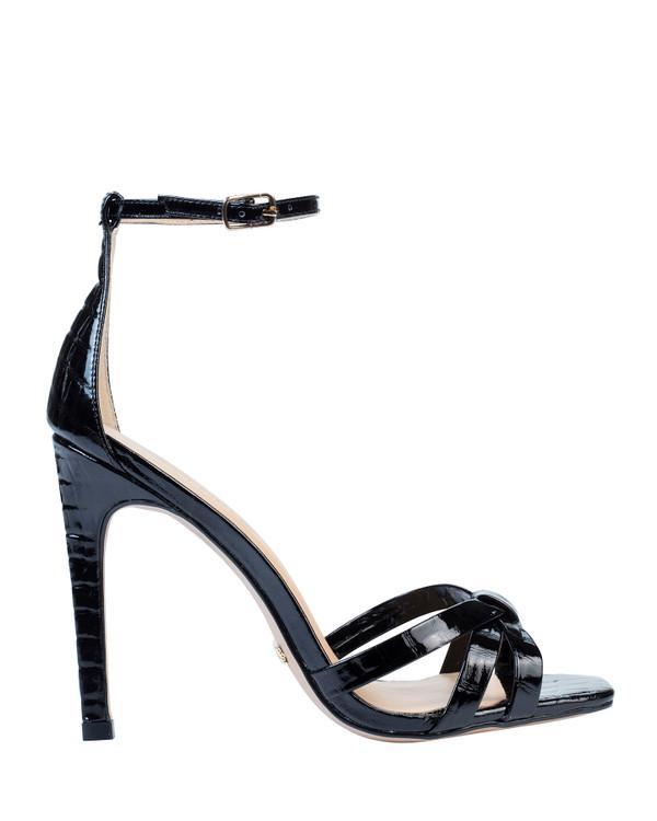Milana Black Sandals