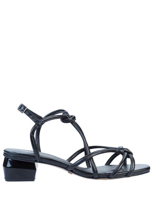 Laura Black Sandals