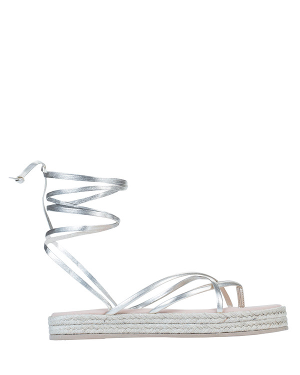 Bianca Buccheri hippiebb Hippie Gold Sandals
