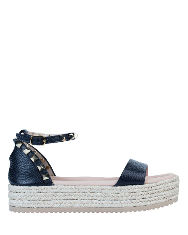 Bianca Buccheri tropeabb Tropea Black Sandals