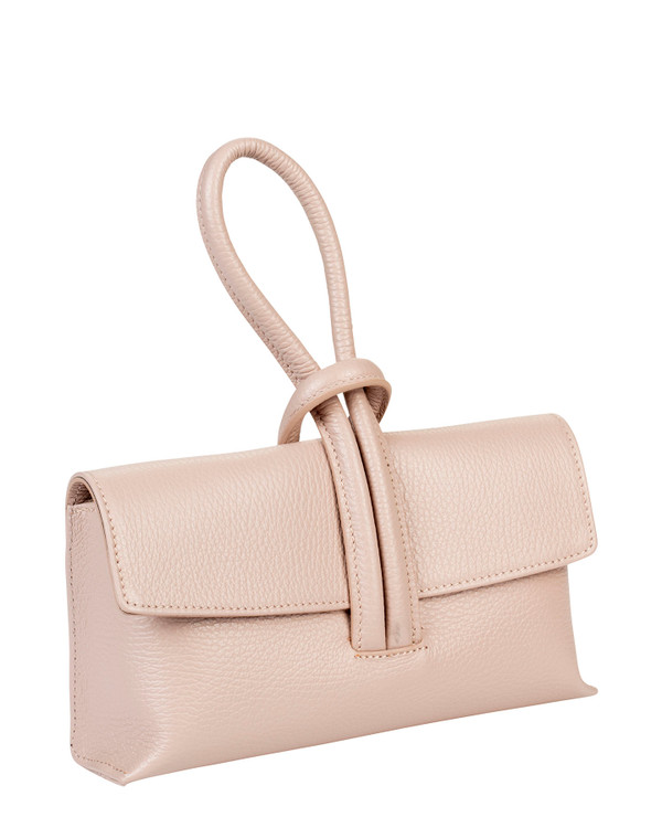 94158lc Pippa Clutch Bag Nude