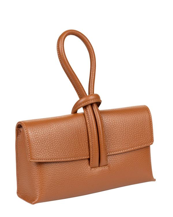 94158lc Pippa Clutch Bag Tan