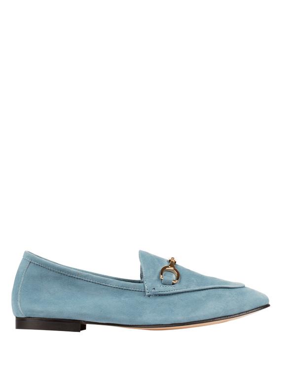 Bianca Buccheri 04010bb Lena Blue Flats