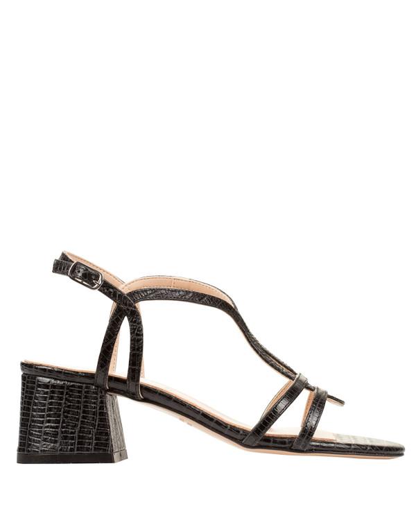 Bianca Buccheri 1206bb Mika Black Sandals