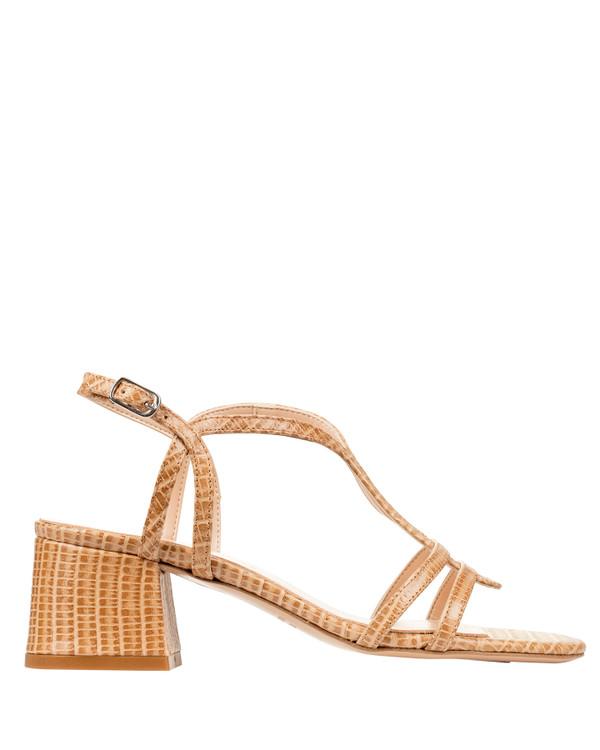 Bianca Buccheri 1206bb Mika Camel Sandals