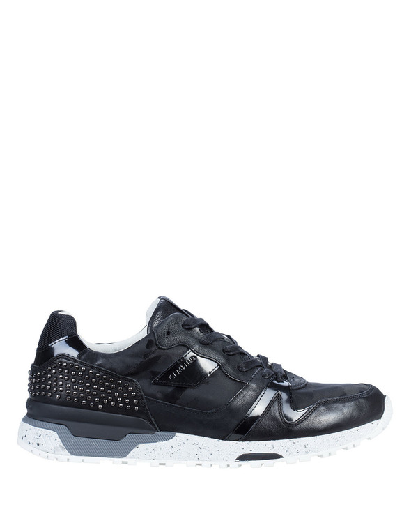 Crime 11502S17 Colombo Sneaker Black