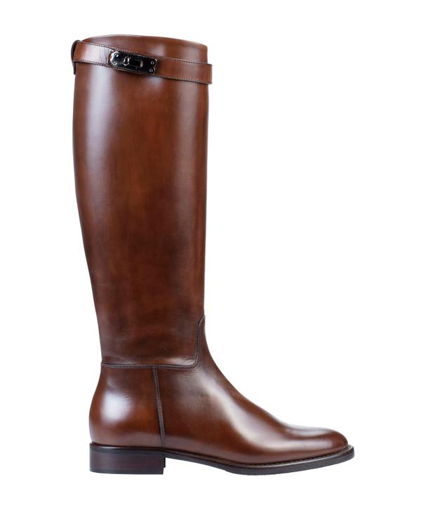 Bianca Buccheri Palmira Boot Brown