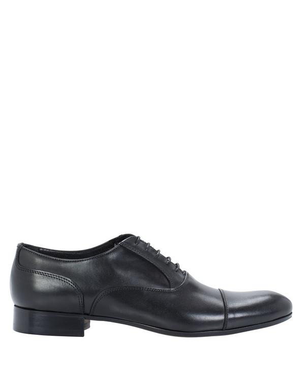 Giovannetti Christian Zeb2173 Mens Lace Up Black