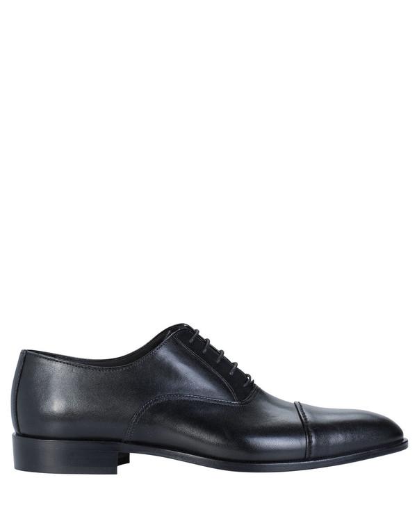 Maldini Dante Top Shoes 602 Lace Up Black