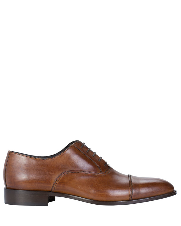 Maldini Dante Top Shoes 602 Lace Up Brown