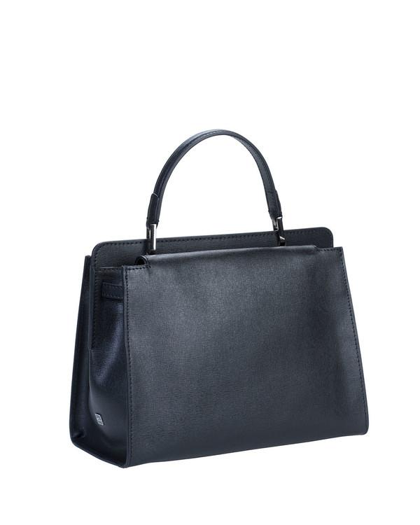 Gianni Chiarini Bs5005Gc Leather Bag Black