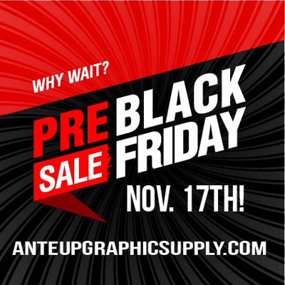 Pre-Black Friday Sale Information