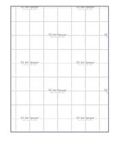 """3G JET OPAQUE®  8.5"""" x 11"""" sheet."""