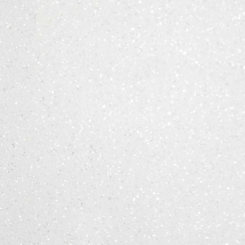"""Siser Glitter - White - 12"""" x 59"""" roll"""
