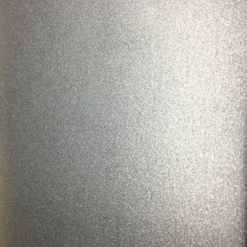 "Oracal 8510 - Etched Glass Vinyl - 094 Silver (coarse) - 12"" x 10 feet"