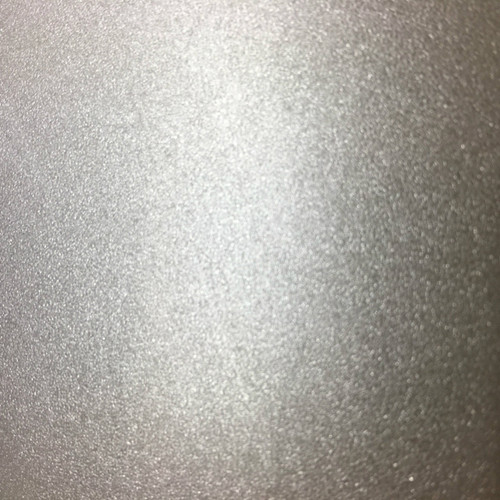 "Oracal 8510 - Etched Glass Vinyl - 090 Silver (fine) - 12"" x  10 feet"