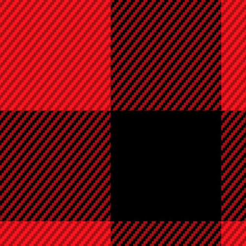 Buffalo Plaid Red Heat Transfer Vinyl