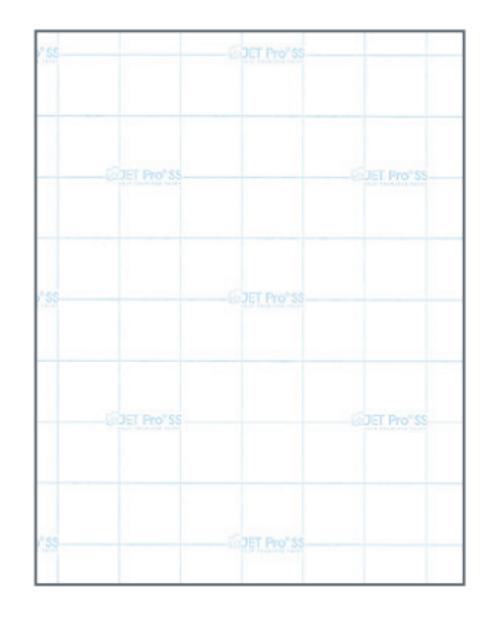 JET PROÌ´å¬SS Heat Transfer Paper sheet printable heat transfer vinyl
