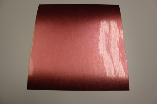 Brushed Rose Gold Adhesive vinyl