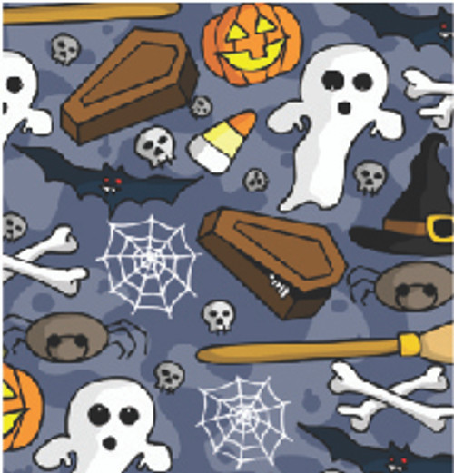"Siser EasyPatterns - Halloween Party - HTV - 12"" x 36"" Roll"