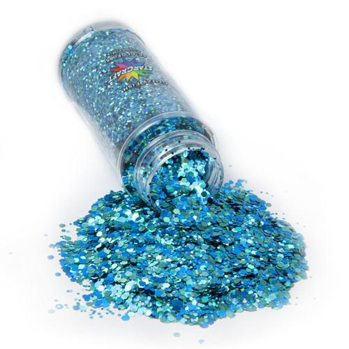 Glitter - Chunky - Glitzy Fish