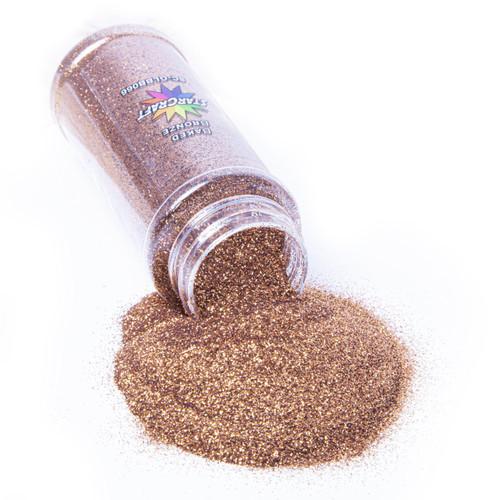 Glitter - Metallic - Baked - Bronze