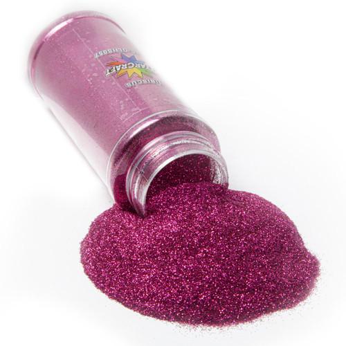 Glitter - Metallic - Hibiscus