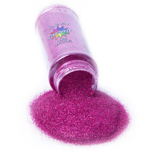 Glitter - Holographic - Tahitian - Pink