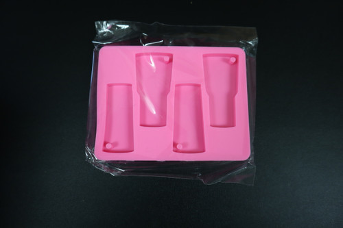 4 Tumbler - Keychain Mold