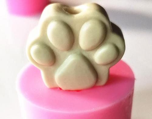 Dog Paw - Straw Topper