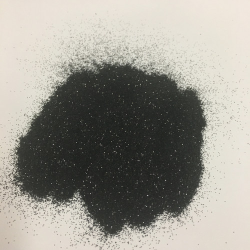 Deep Black - Glitter