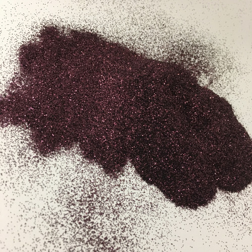 Burgundy City - Glitter