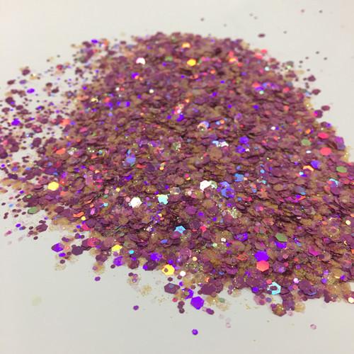 Deep Glam - Glitter - Chunky Mix