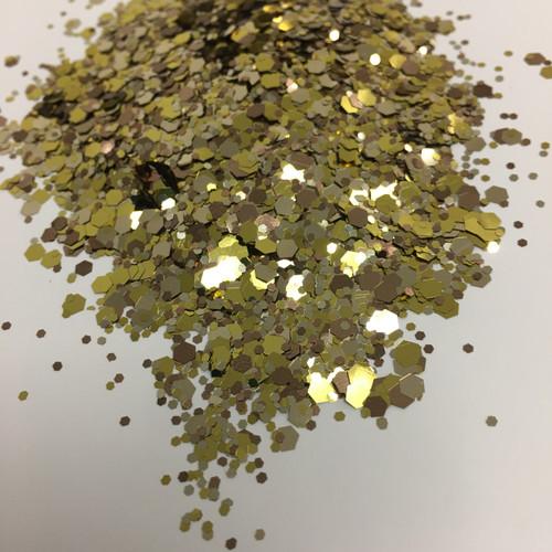 Fool's Gold - Glitter - Chunky Mix