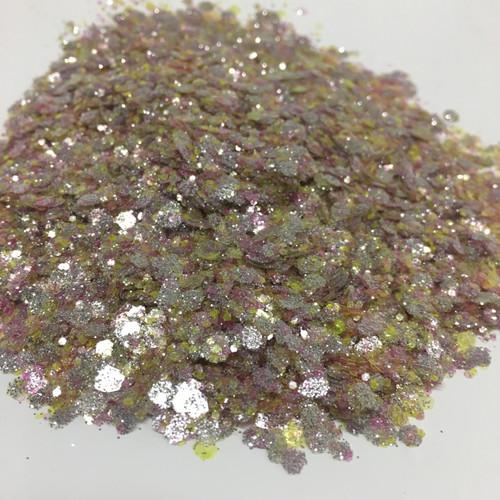 Unicorn Pop - Glitter - Chunky Mix