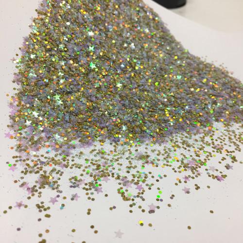 Stars Light Star Bright - Glitter - Chunky Mix
