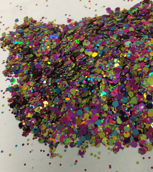 Confetti - Glitter - Chunky Mix